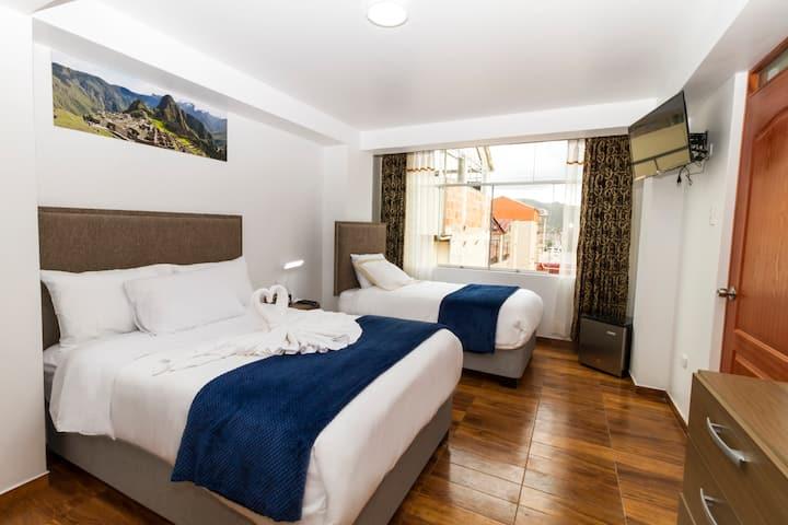 Apart Hotel Cusco. Your best choise!!