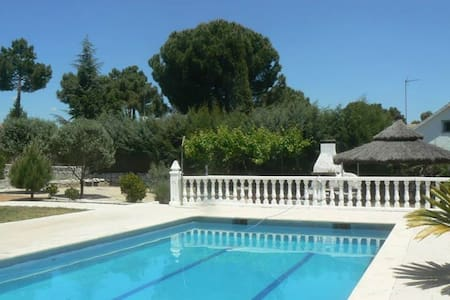 Modern villa with private pool - Valdemorillo - Villa