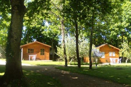 chalet /chambre sur le parc d une propriété - Belz