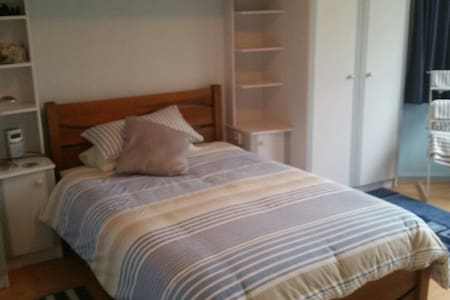 Small double bed & divan (if required). - Colindale