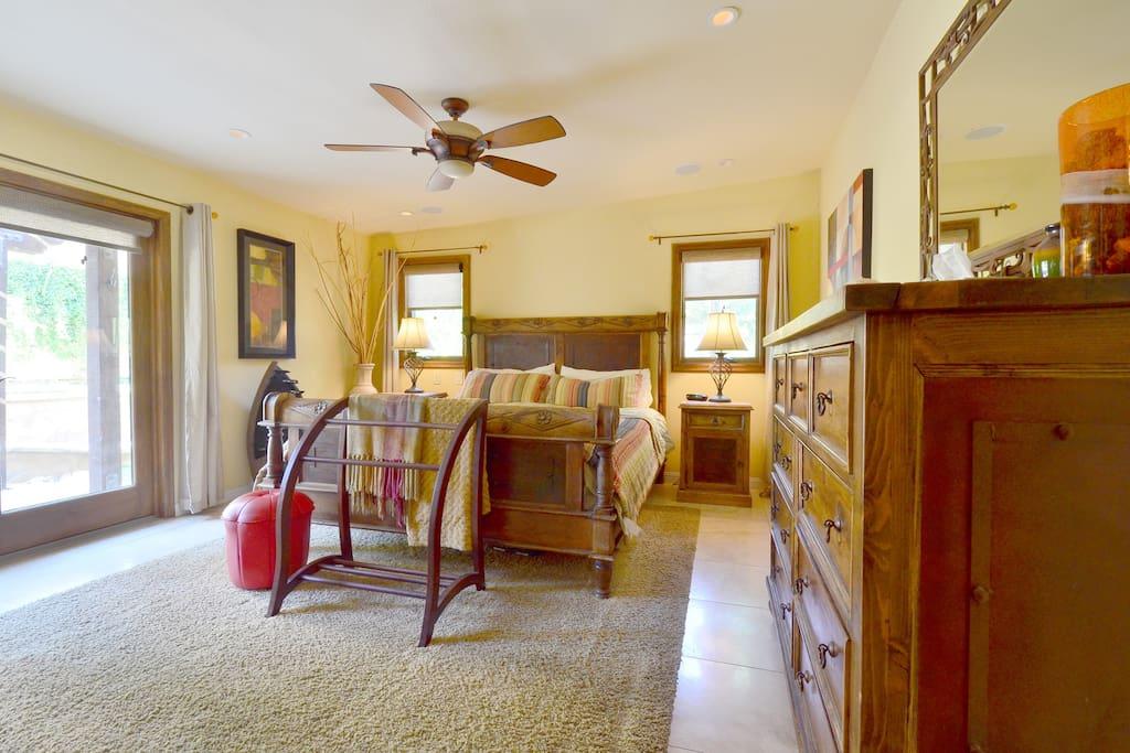 Great Master Bedroom!