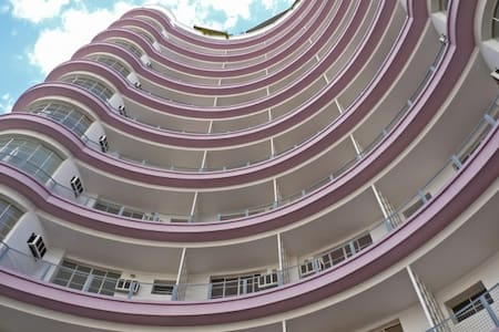São Paulo Downtown Famous Building