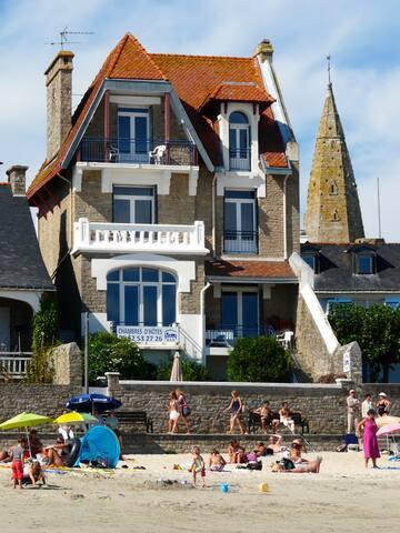 Villa classée, vue exceptionnelle !