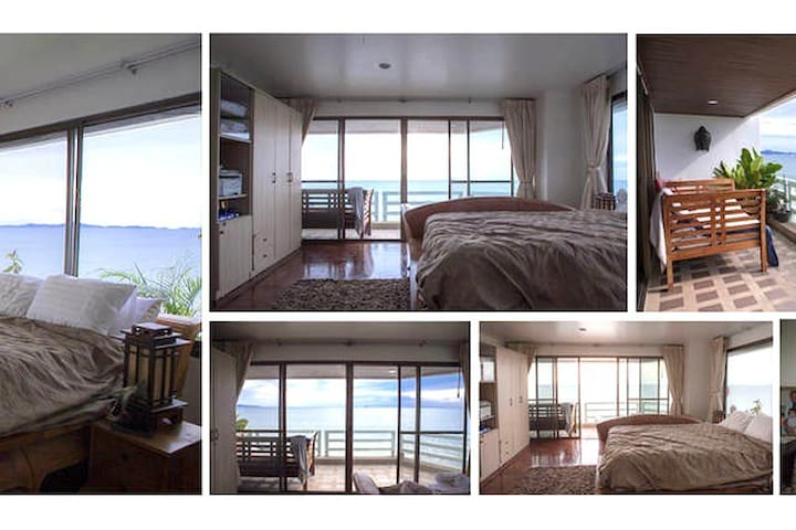 Absolute Beachfront 3 Bed apartment