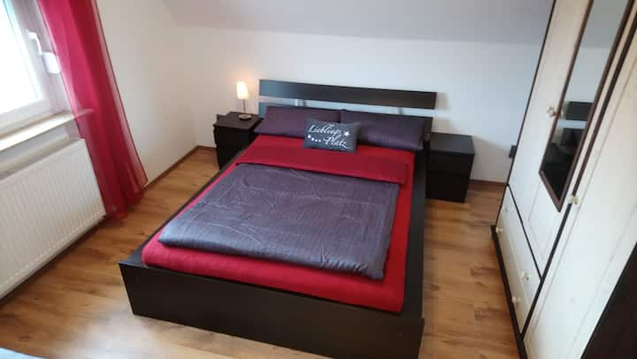 Private Zimmer (bei der Weser-Ems-Halle)