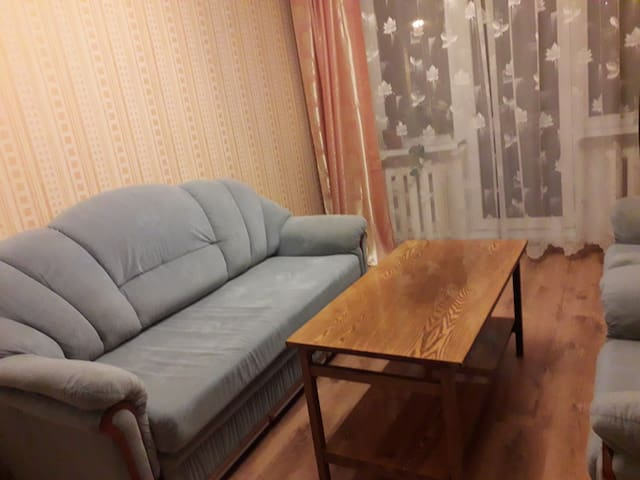 Welcoming apartment near TalTech University