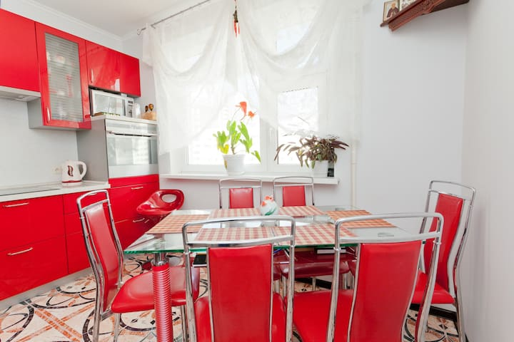 Cheap room in 30 min from Moscow - Lyubertsy