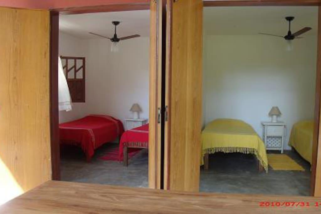 quartos simples