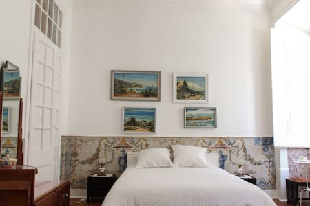 Suite in the Historical Centre - Lisbon - Apartemen