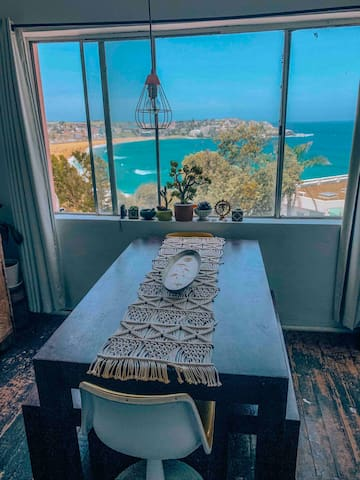 Views from your private dining area
