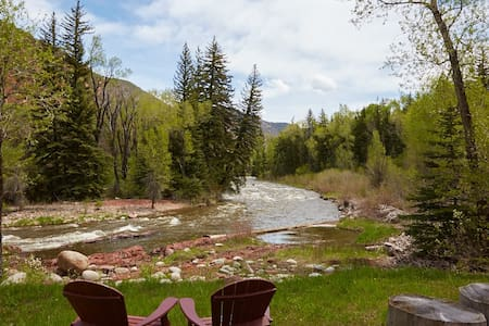 Snowmass Cottage: A Fisherman's Dream - Snowmass