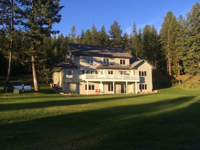 Private Space in Western Montana - Kalispell - Hus