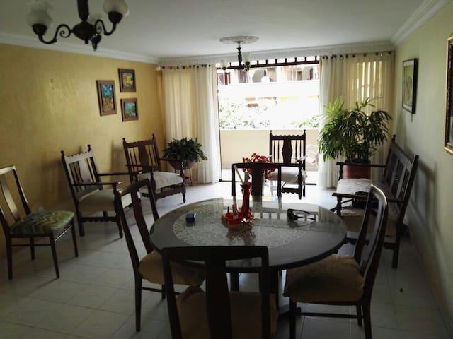 Habitación privada acogedora - Floridablanca - Leilighet