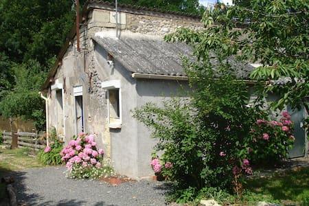 gite au calme près des chateaux - La Chapelle-aux-Naux - Ev