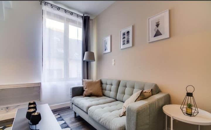 Appartement Cosy 31m2 Centre proche gare