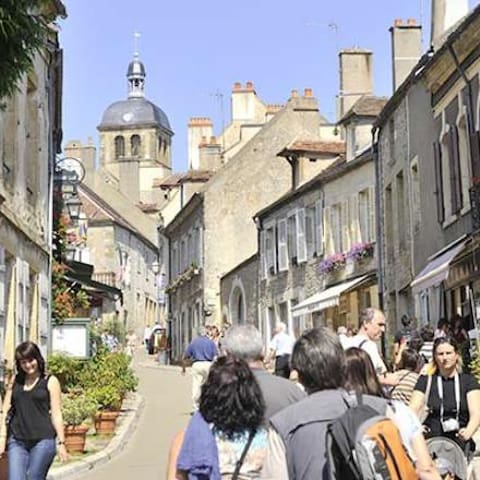 Vézelay, haut lieu tellurique, venez à la rencontre des énergiques terrestres et cosmiques !