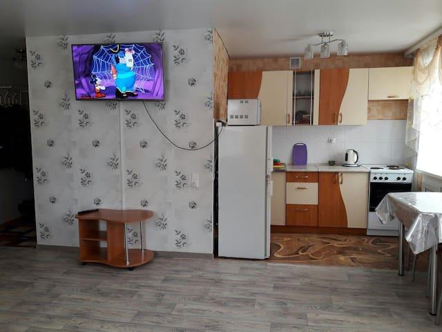 Квартира (студия) в Шерегеше