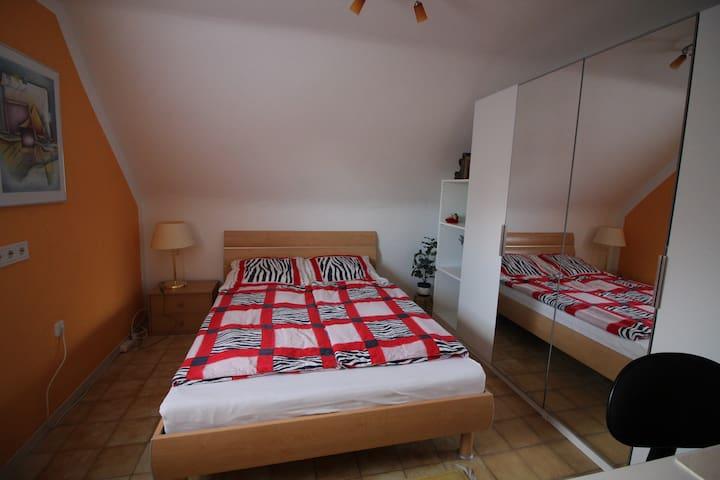 möbliertes Zimmer im Städtedreieck Nbg-Fü-Er - Nürnberg - Huis