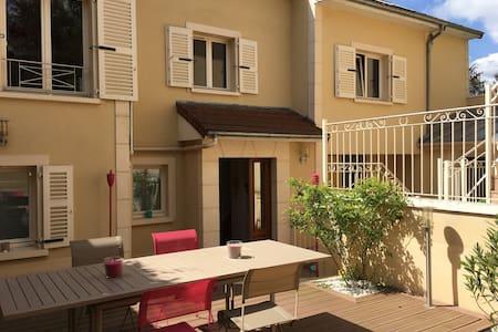 Appart'Hôtel Villa Marie Charlotte - Ле-Шене - Квартира