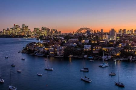 Stunning Harbour Views - Neutral Bay
