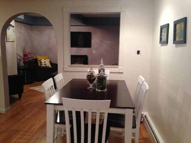 Entire home close to NYC! - Belleville - Casa