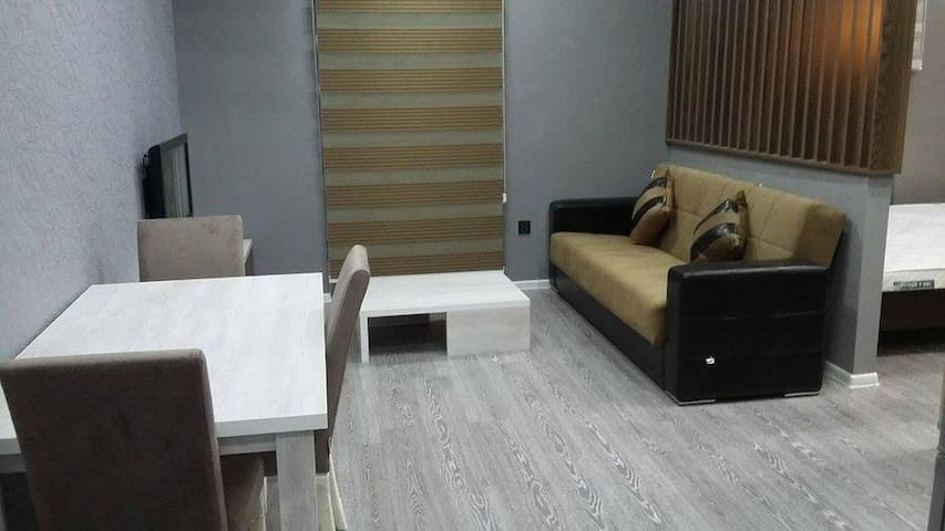 A cosy apartment with free transfer in Baku - Bakı - Apartment