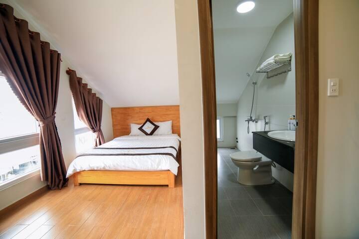 Quang Minh House Đà Lạt - Phòng 1 giường