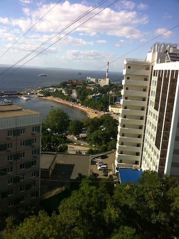 Апартаменты у Арбата с видом на море