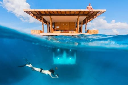 THE UNDERWATER ROOM - Boutique-hotel