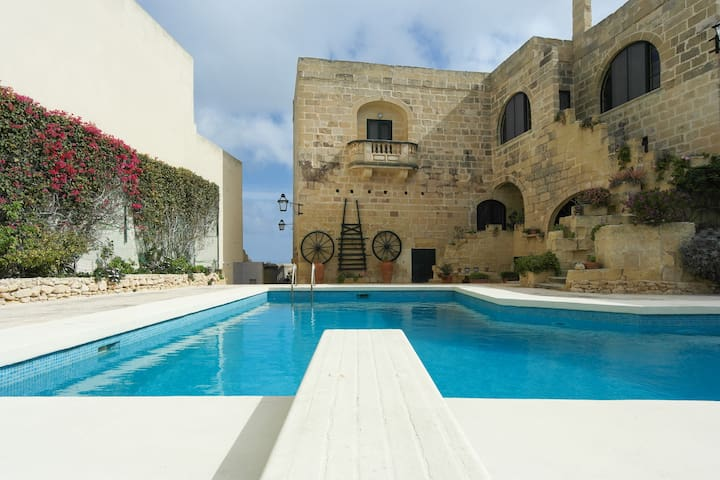 The Ultimate Gozo Family Getaway... - Gharb - Casa
