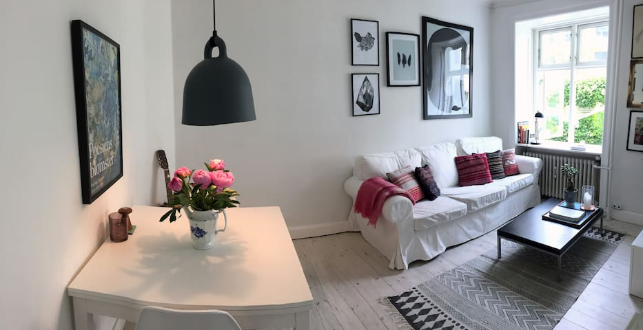 Modern apartment with perfect location - Frederiksberg - Appartement
