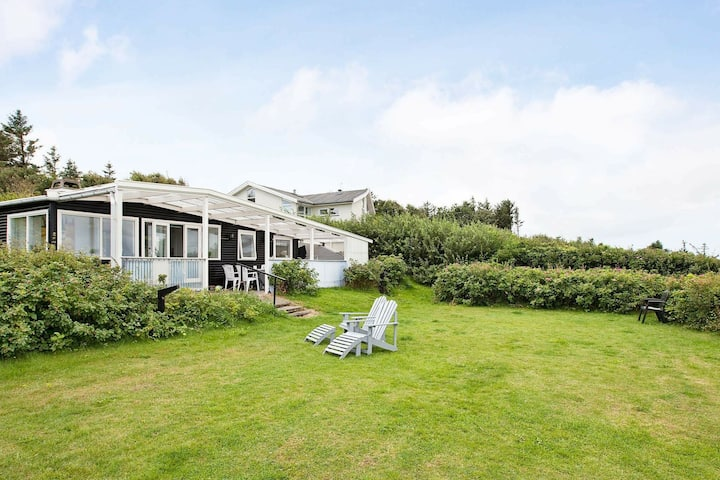 Sprawling Holiday Home in Gilleleje with Garden