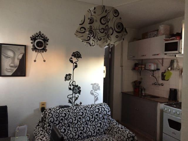 pequeño apto perfectamente ubicado - Montevideo - Appartement en résidence