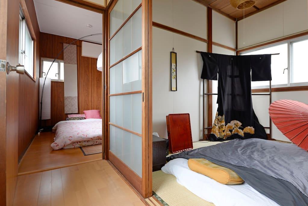 Eregant room&Tatami room