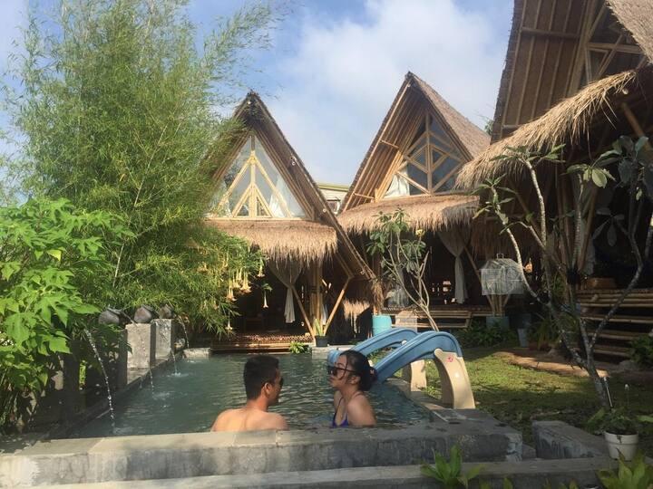 Bukit Saung Bambu Manglayang View