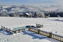 Luxury farm-Manor at 30 min Geneva/Annecy/skilifts
