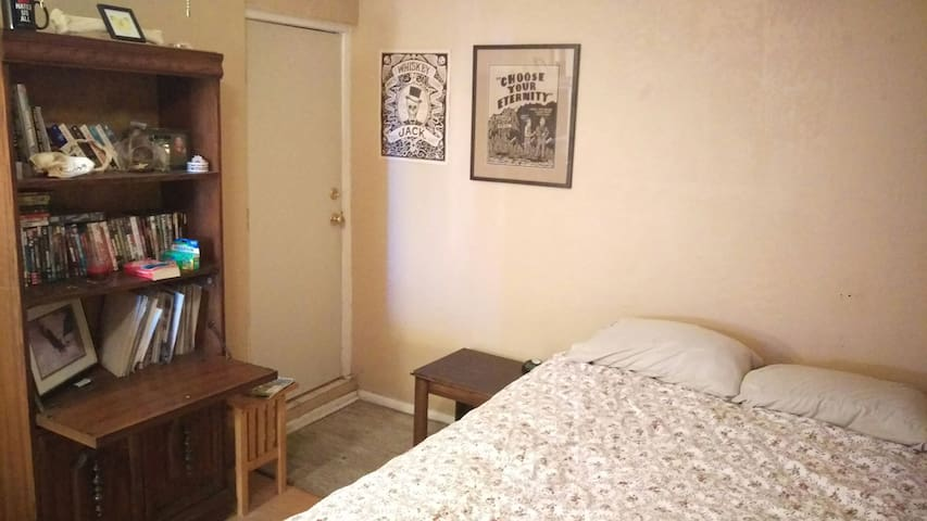 Nice Room in the Historic Garfield District. - Phoenix - Casa