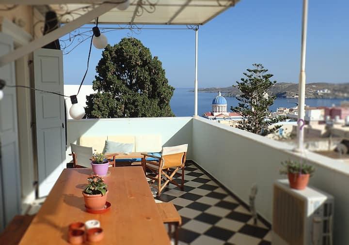 Cypress House Ermoupoli Syros