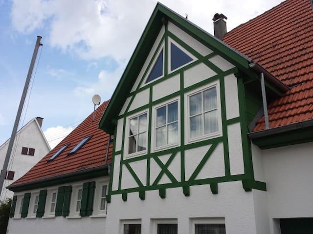 Margaretenhof - Meßstetten - Dom