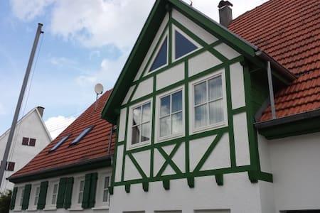Margaretenhof - Meßstetten - Talo