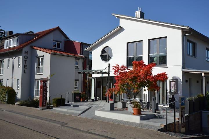 Hotel Weinhaus Steppe (Waldbronn), EZ