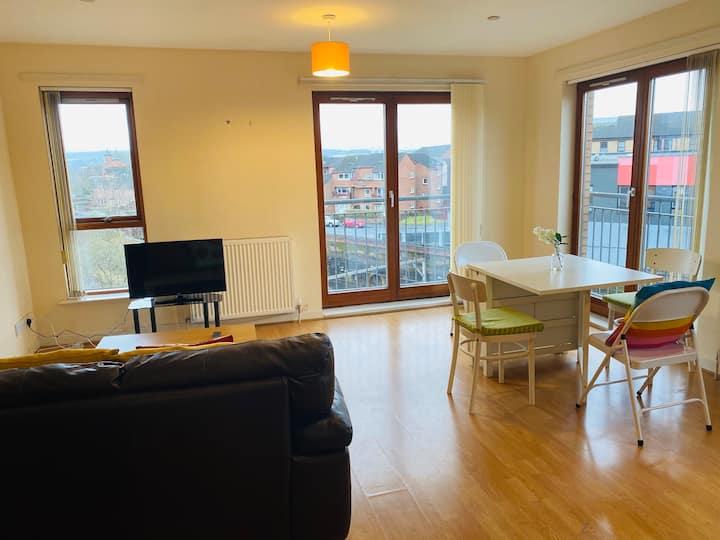Lovely One bedroom Flat near Glasgow city centre
