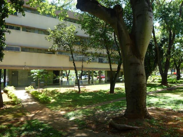 No coração de Brasília - Brasília - Haus