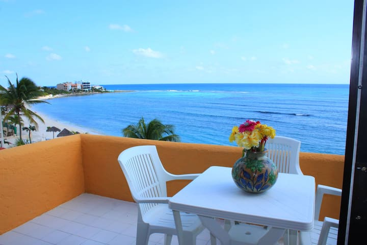 Sea & Jungle Views/2BR Beachfront Condo La Bahia 7
