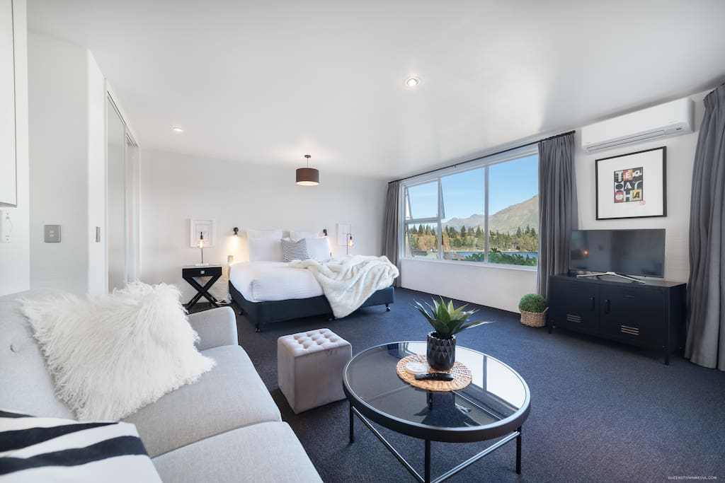 Your Queenstown apartment