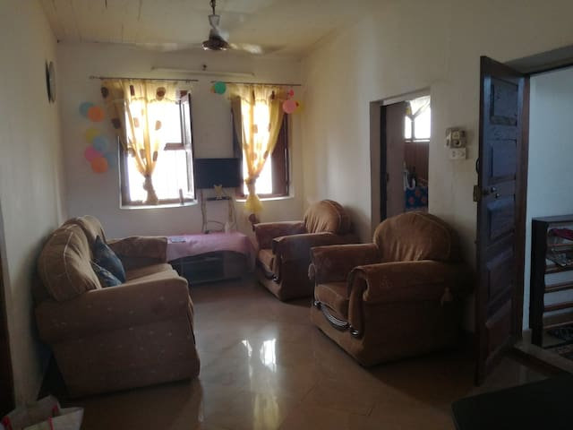 Malindi house, Bee's room