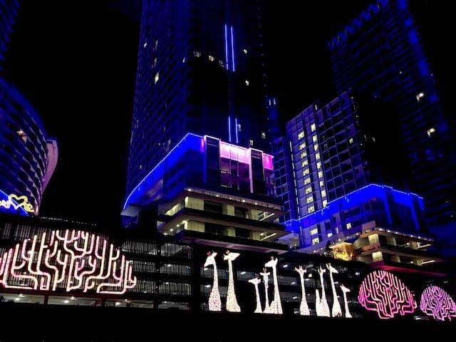 I-City Shah Alam walk dist to theme park FREE WIFI