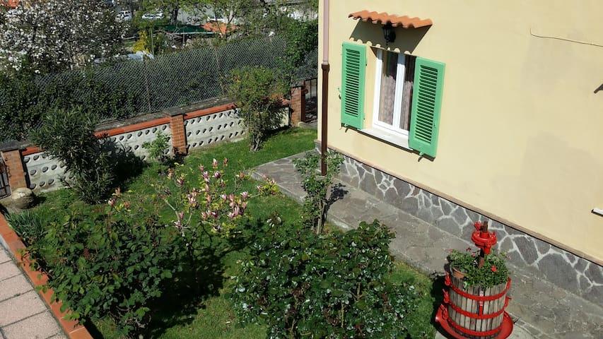 Appartamento Bellavista, - SALINE DI VOLTERRA PISA - Appartement