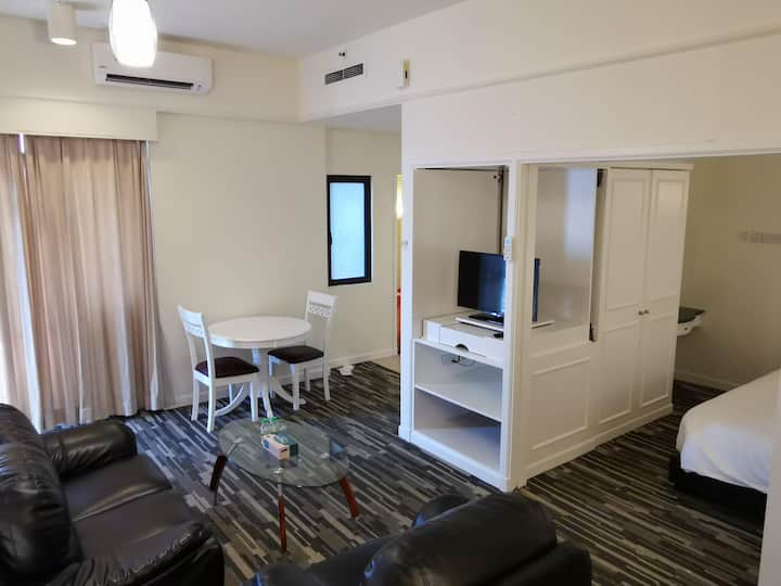 Elias KL Center Suite @ Times Square Bukit Bintang