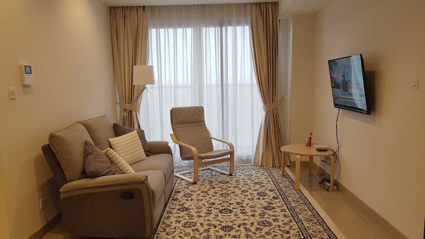 Comfort Chic 2BR @ Luxury BRANZ, nxt to AEON, ICE